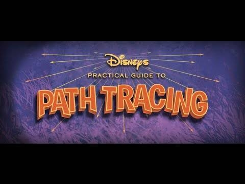 Disney's Practical Guide to Path Tracing cover image