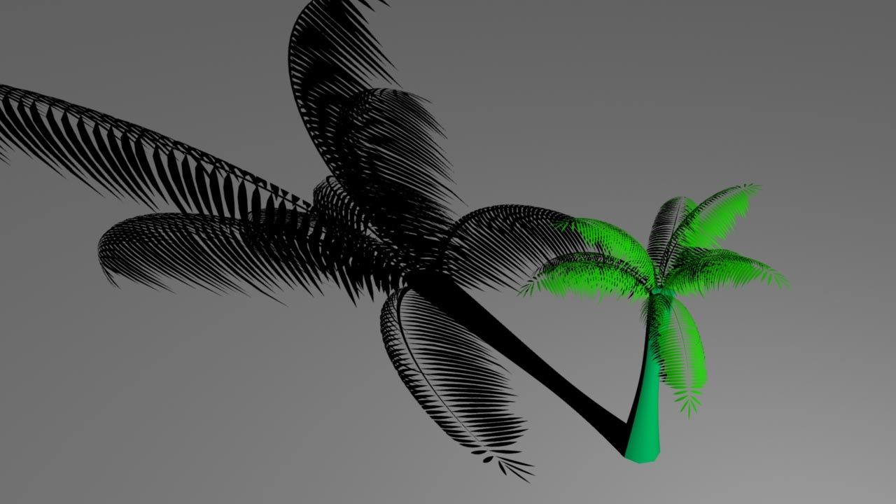 Tutorial Result - Palmtree cover image