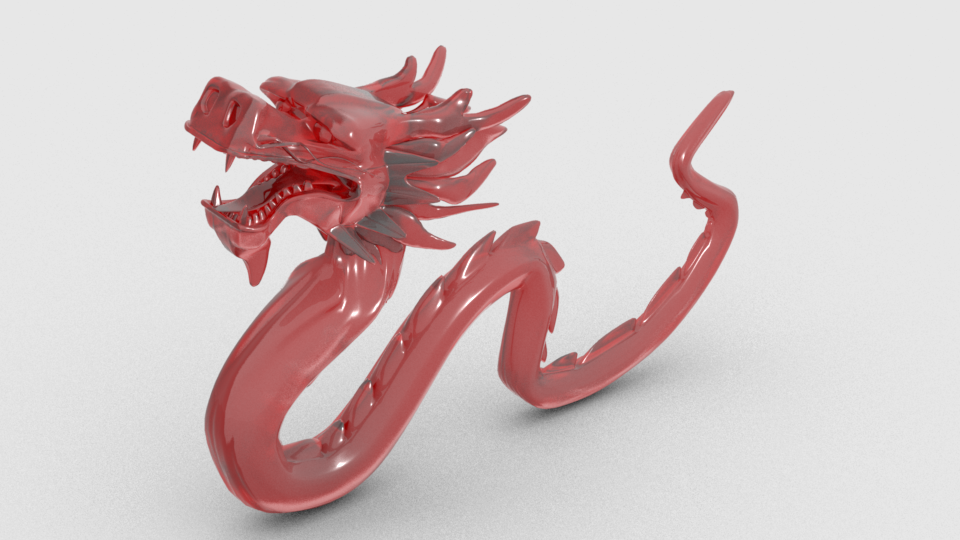 Ambient Occlusion Render, 4:35min