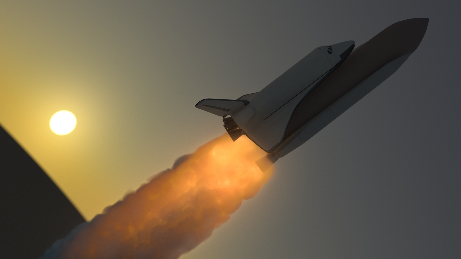 Historic Speedmodelling: Space Shuttle cover image