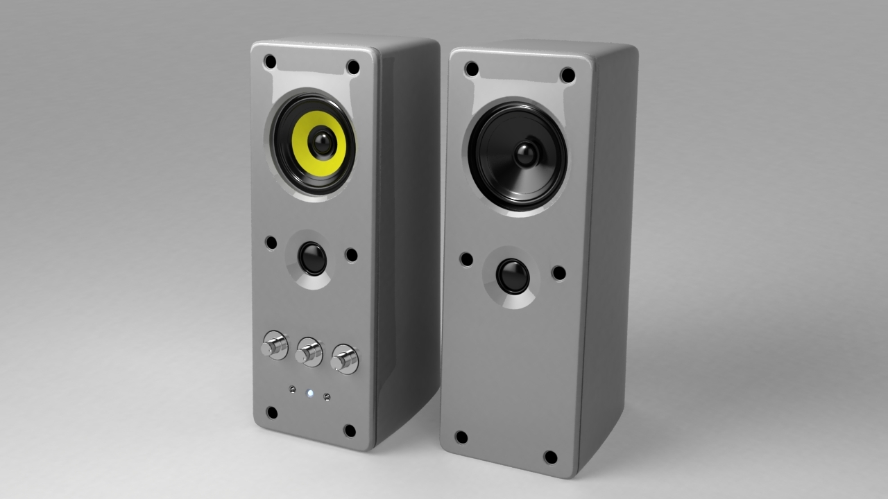 Speakers (Logitech) cover image