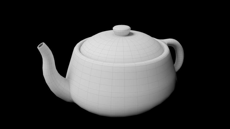 Teapot for Shader Testing cover image