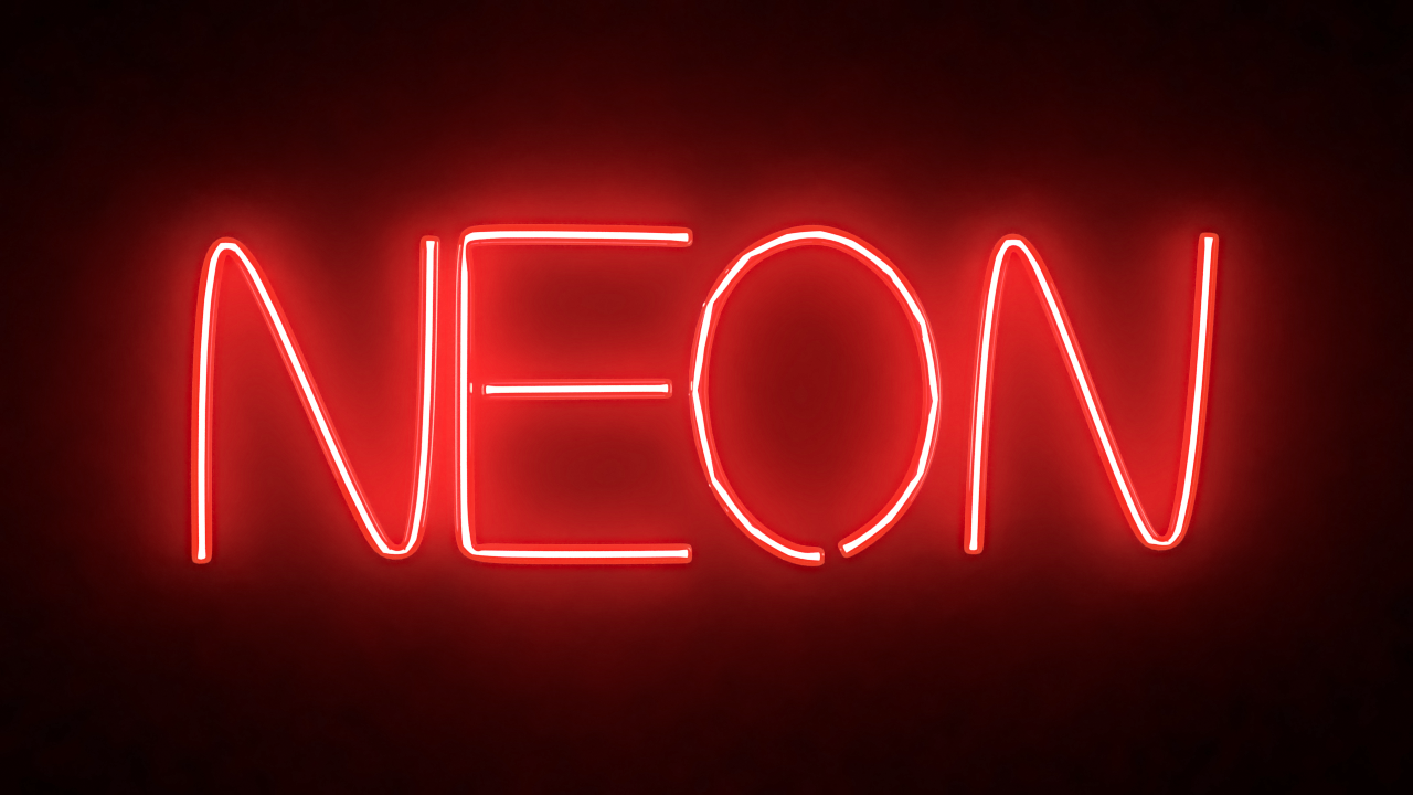 Mental Ray: Create a Retro Neon Sign cover image